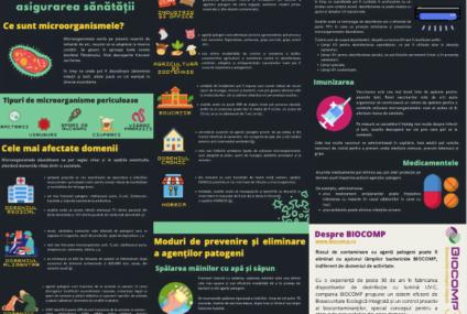 Infografic – Importanța lămpilor UV în asigurarea sănătății